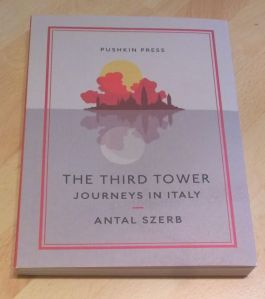 The Third Tower the English book, finally in!